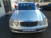 Used Mercedes-Benz E320 CDi Gauteng
