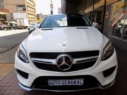 Used Mercedes-Benz GLE300D 4Matic AMG Line Gauteng