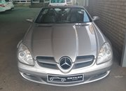 2005 Mercedes-Benz SLK350 Auto For Sale In Gezina