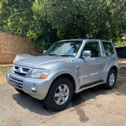 2005 Mitsubishi Pajero 3.8 V6 GLS SWB Auto For Sale In Joburg North