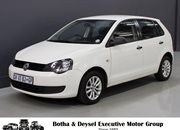 2013 Volkswagen Polo Vivo 1.6 Trendline 5Dr For Sale In Vereeniging
