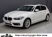 2017 BMW 118i 5Dr (F21) For Sale In Vereeniging