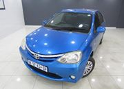 2012 Toyota Etios 1.5 XS For Sale In Gezina