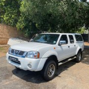 2014 Nissan Hardbody NP300 2.4i Hi-Rider 4x4 Double Cab For Sale In Joburg North