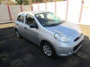 Used Nissan Micra 1.2 Visia+ 5Dr Insync Gauteng