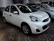 2018 Nissan Micra Active 1.2 Visia For Sale In Middelburg
