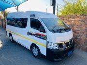 2018 Nissan NV350 Impendulo 2.5i For Sale In Pretoria