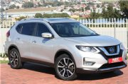Used Nissan X-Trail 2.5 CVT 4x4 Tekna Eastern Cape