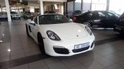 Used Porsche Boxster S PDK Western Cape