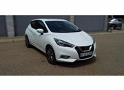 2019 Nissan Micra 66kW Turbo Acenta For Sale In Bloemfontein