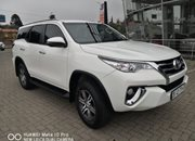 Used Toyota Fortuner 2.4GD-6 4x4 Auto Gauteng
