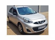 Used Nissan Micra Active 1.2 Visia Western Cape