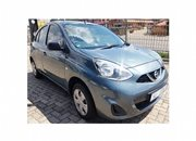 Used Nissan Micra Active 1.2 Visia Free State