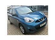 Used Nissan Micra Active 1.2 Visia Northern Cape