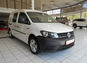 2020 Volkswagen Caddy Maxi 2.0TDI Crew Bus For Sale In Montana