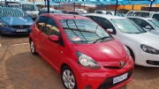 2012 Toyota Aygo 1.0 Wild 5Dr For Sale In Pretoria North