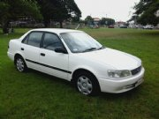 2001 Toyota Corolla 160i GLE Auto For Sale In Durban