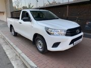 2017 Toyota Hilux 2.0 For Sale In Pietermaritzburg