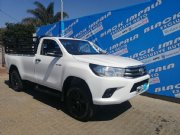 2017 Toyota Hilux 2.4GD-6 4x4 SRX For Sale In Pretoria