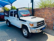 2015 Toyota Land Cruiser 70 4.5D P/U D/C For Sale In Pretoria