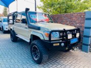 2015 Toyota Land Cruiser 79 4.0P P-U D-C For Sale In Pretoria