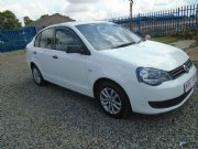 2011 Volkswagen Polo Vivo Sedan 1.6 Trendline For Sale In Joburg East