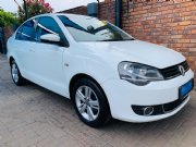 2015 Volkswagen Polo Vivo Sedan 1.6 Comfortline For Sale In Pretoria