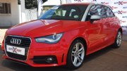 2011 Audi A1 1.4T FSi Ambition S-Line S-Tronic 3Dr (136kw) For Sale In Centurion