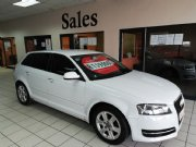 Used Audi A3 Sportback 1.4T FSi Attraction Gauteng