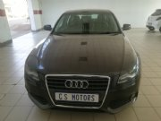 2010 Audi A4 1.8T Ambition Multitronic (B8) For Sale In Joburg East