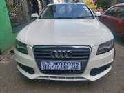 2011 Audi A4 1.8T Ambition (B8) For Sale In Johannesburg