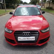 2013 Audi A4 2.0TFSi Sport Line S-Tronic For Sale In Joburg East