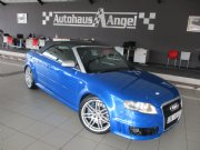 2007 Audi RS4 quattro Cabriolet For Sale In Cape Town