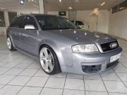 2004 Audi RS6 Avant quattro Tiptronic For Sale In Joburg East