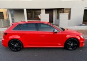 Used Audi S3 Sportback S-Tronic Western Cape