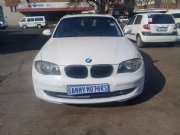 Used BMW 120d Exclusive Auto (E87) Gauteng
