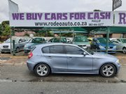 2004 BMW 120i (E87) For Sale In Joburg East