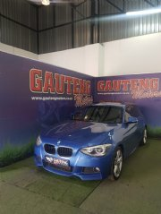 2013 BMW 125i 5Dr M Sport Auto For Sale In Pretoria West