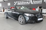 2017 BMW M240i Convertible Sports-Auto For Sale In Cape Town