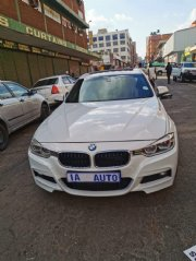Used BMW 320d (F30) Gauteng