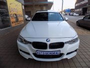 2017 BMW 320d M Sport Sports-Auto (F30) For Sale In Johannesburg CBD
