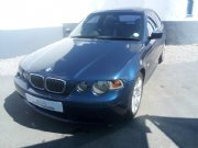 Used BMW 318Ti (E46) Gauteng