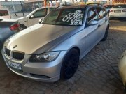 Used BMW 320d Touring Auto (E91) Gauteng