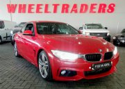 Used BMW 435i Convertible M-Sport Line (F33) Western Cape
