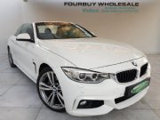 Used BMW 435i Coupe M Sport Auto (F32) Gauteng