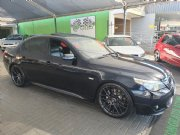 2007 BMW 550i Auto (E60) For Sale In Vereeniging