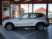 2011 BMW X3 xDrive20d Exclusive (F25) For Sale In Cape Town