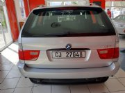Used BMW X5 3.0 Auto Western Cape