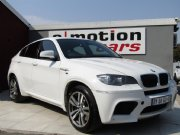 Used BMW X6 M Gauteng