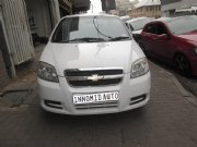 2009 Chevrolet Aveo Sedan 1.6 L For Sale In Johannesburg CBD